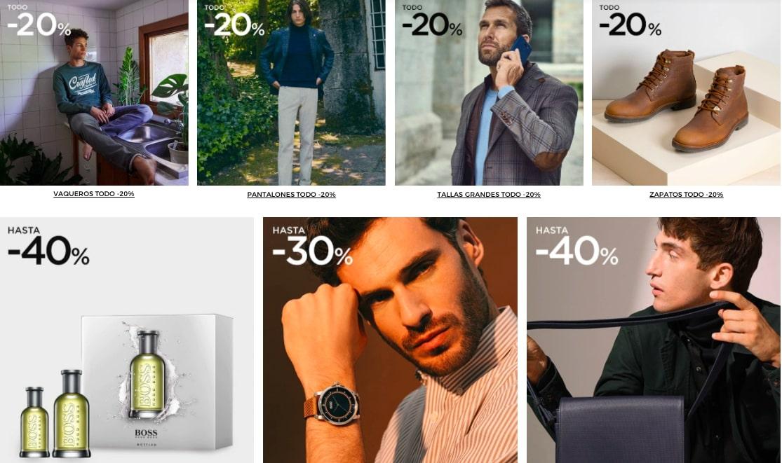 Ofertas moda El Corte Ingle%CC%81s2 SuperChollos