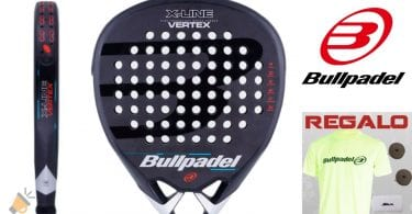 oferta Bullpadel Vertex Black Series II barata SuperChollos