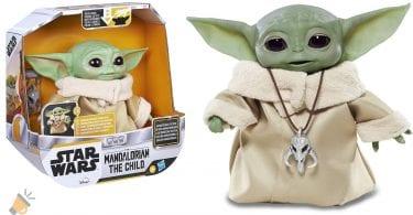 oferta The Child Baby Yoda barato SuperChollos