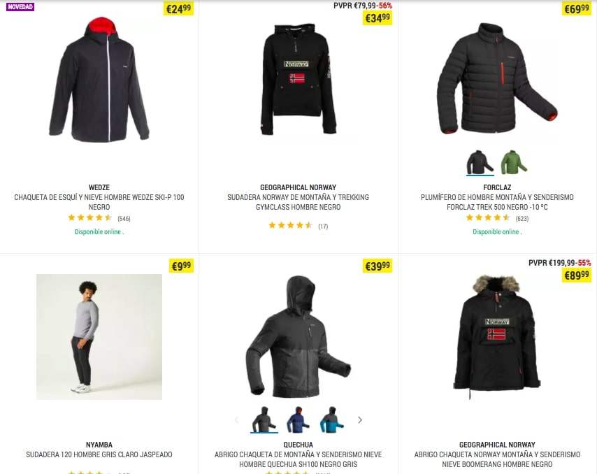 Black Friday Decathlon3 SuperChollos