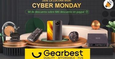 ofertas cyber monday gearbest SuperChollos