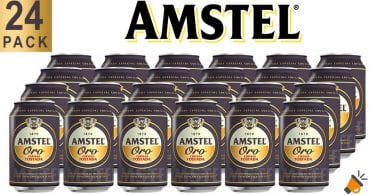 oferta Amstel Oro barata SuperChollos