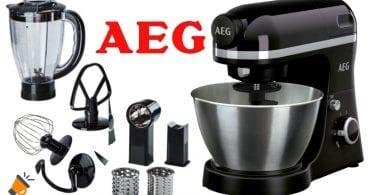 oferta Robot cocina AEG KM3300 barato SuperChollos