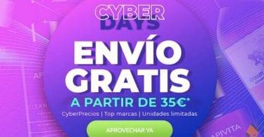 cyber week promofarma SuperChollos