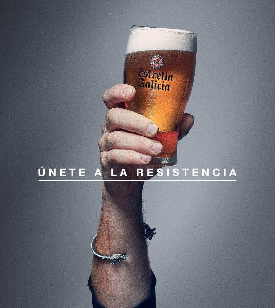 Estrella Galicia Cerveza Especial barata SuperChollos