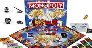 oferta monopoly dragonball z barato SuperChollos