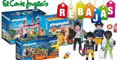 ofertas playmobil corte ingles SuperChollos