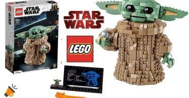 oferta lego star wars The mandolarian el nin%CC%83o barato SuperChollos