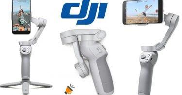 oferta DJI Osmo Mobile 4 barato SuperChollos