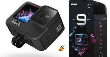 oferta GoPro HERO9 Black barata SuperChollos