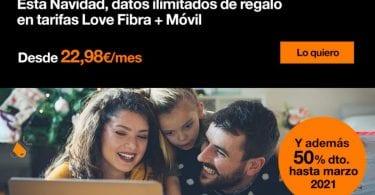 tarifas navidad orange SuperChollos