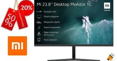 OFERTA monitor xiaomi 1c barato SuperChollos