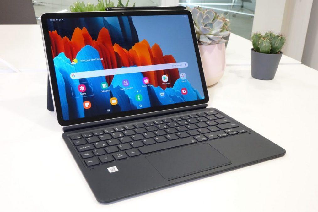 SAMSUNG Galaxy Tab S7 barata scaled SuperChollos