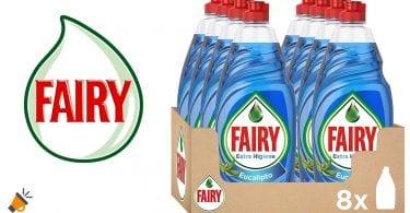 oferta Fairy Extra Higiene Eucalipto barato SuperChollos