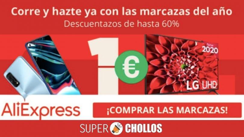 semana marcas aliexpress SuperChollos