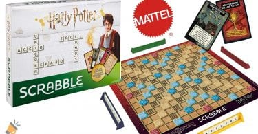 oferta Scrabble Harry Potter barato SuperChollos