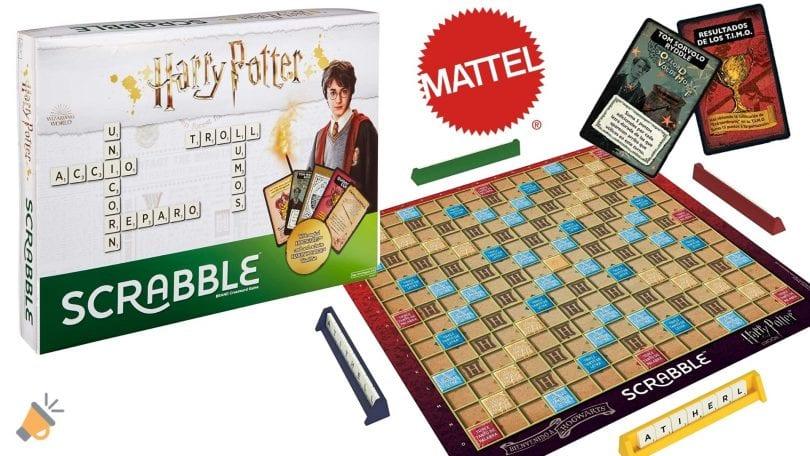 oferta Scrabble Harry Potter barato SuperChollos