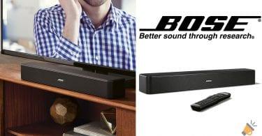 oferta Bose Solo 5 Barra de sonido barata SuperChollos