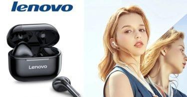 oferta auriculares lenovo LP40 baratos SuperChollos