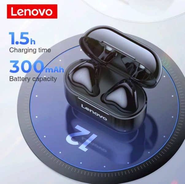 Auriculares Lenovo LP40 baratos SuperChollos