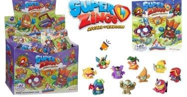 oferta Superzings Serie 5 baratos SuperChollos
