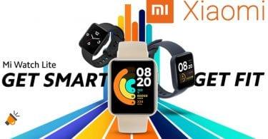 oferta Xiaomi Mi Watch Lite barato SuperChollos