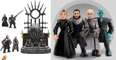 oferta mega construx trono hierro barato SuperChollos