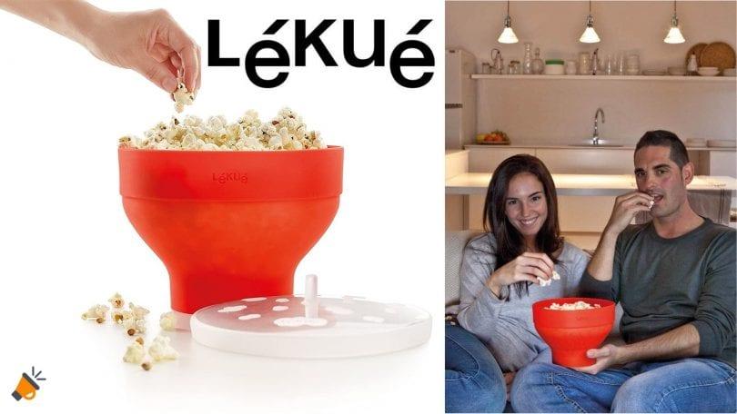 oferta palomitero Le%CC%81kue%CC%81 Popcorn barato SuperChollos
