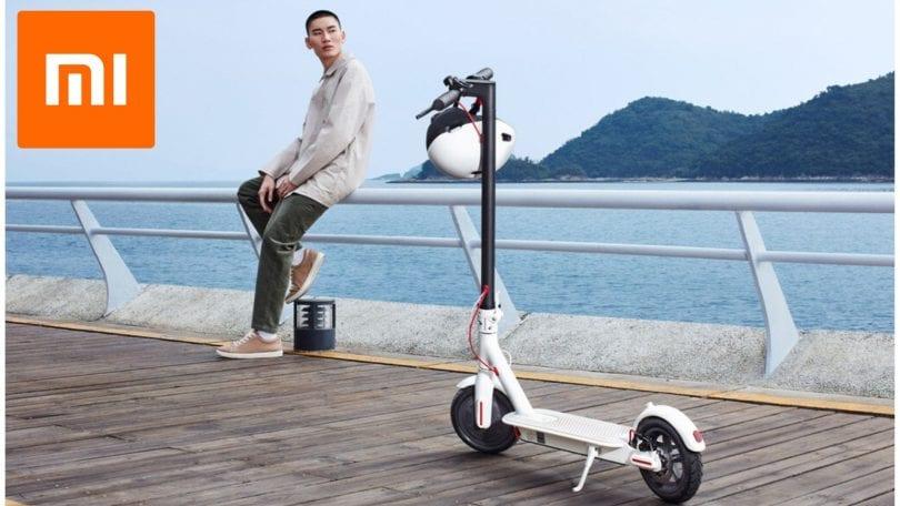 oferta Xiaomi Mijia Electric Scooter 1S barato SuperChollos