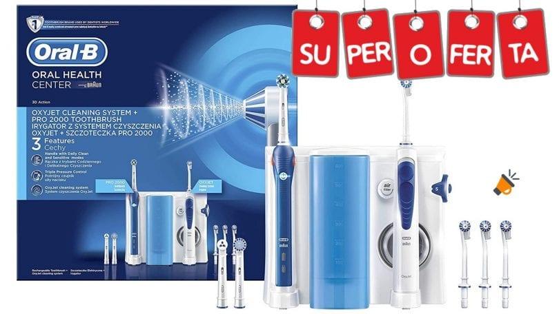 oferta Oral B PRO 2000 barato SuperChollos