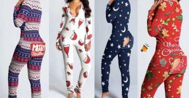 ofertas pijamas abertura trasera baratos SuperChollos