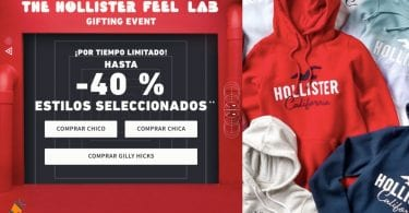 ofertas hollister ropa barata SuperChollos