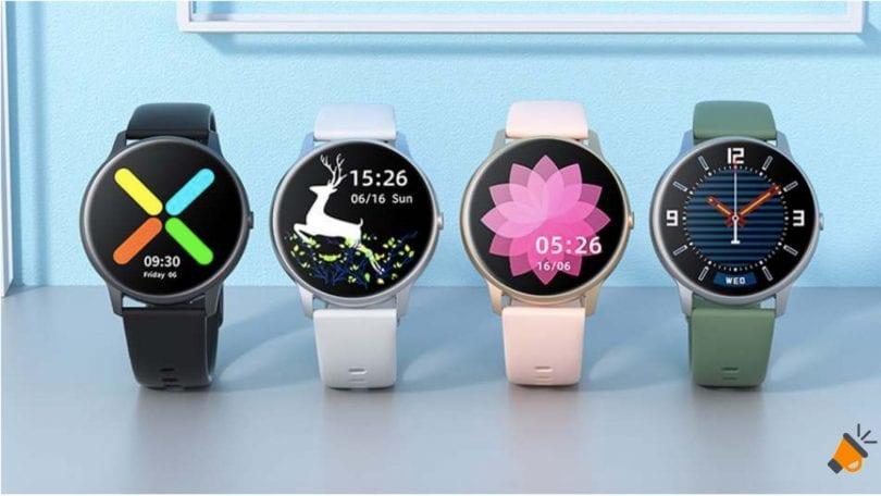 oferta smartwatch Imilab KW66 barato SuperChollos