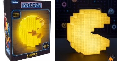 oferta lampara Pacman Pixelated barata SuperChollos