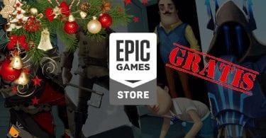 epic games juegos gratis navidad SuperChollos