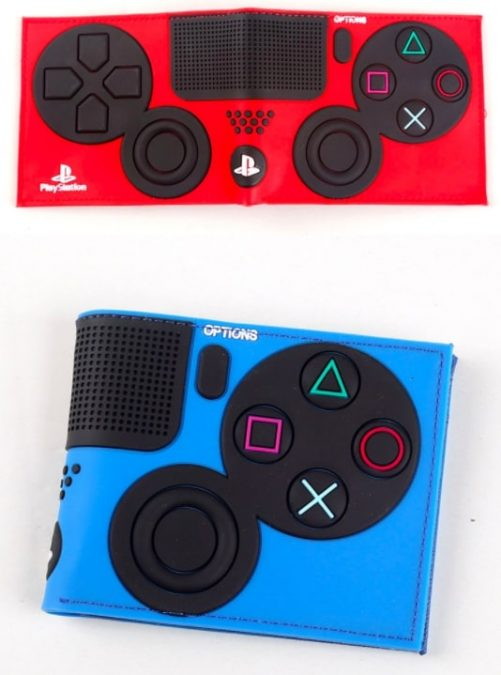 Monedero PlayStation 3D barato SuperChollos