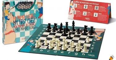 OFERTA Cayro Mi Primer ajedrez barato SuperChollos