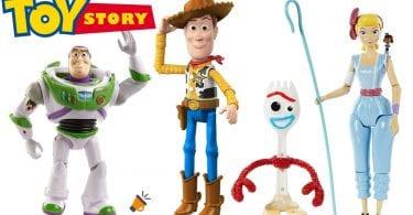 oferta Mattel Disney figuras Toy Story baratas SuperChollos