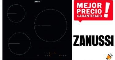 OFERTA Zanussi ZHRN639K Placa vitrocera%CC%81mica barata SuperChollos