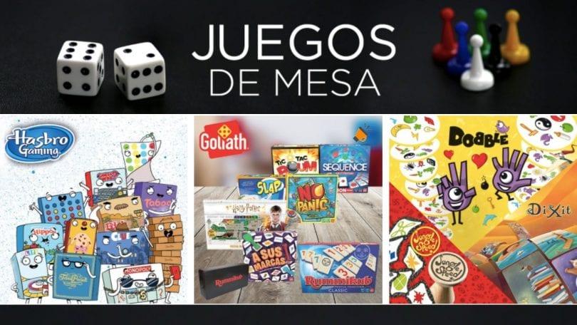 juegos mesa baratos corte ingles SuperChollos