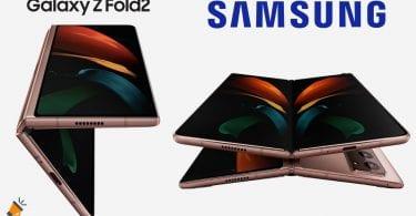oferta Samsung Galaxy Z Fold2 5G barato SuperChollos