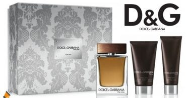 oferta The One For Men Estuche dolce gabanna barato SuperChollos
