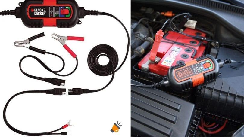 OFERTA black decker bdv090 cargador baterias barato SuperChollos