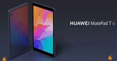 oferta HUAWEI MediaPad T8 barata SuperChollos