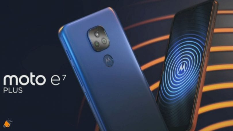 oferta Motorola Moto E7 Plus barato SuperChollos