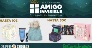 regalos amigo invisible baratos corte ingles SuperChollos
