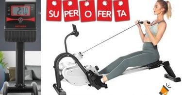 oferta ANCHEER Ma%CC%81quina de Remo barata SuperChollos