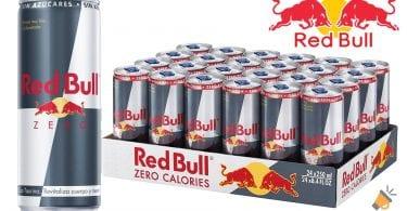 oferta Red Bull Zero barato SuperChollos