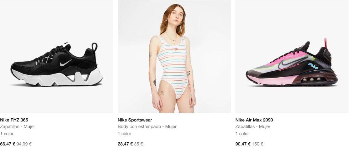 Rebajas Nike4 SuperChollos