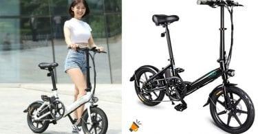 oferta bicicleta electrica FIIDO D3S barata SuperChollos